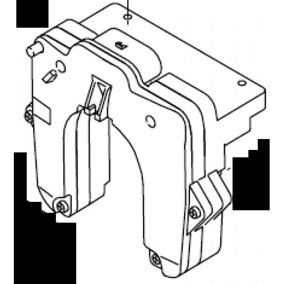 Блок управления 1580 для Air Top 5000 ST 24В Дизель (Boot)