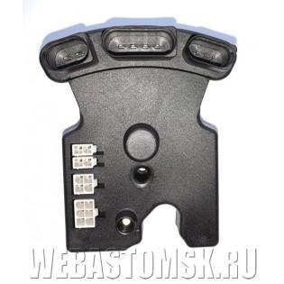 Блок управления 1587, в сборе Thermo Е 200 / 320  Webasto