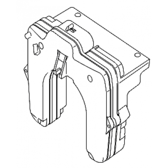 Блок управления Air Top Evo 5500 стандарт 12В Дизель (Для 1312517А и 9018621А)