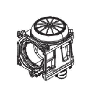 Блок управления с вентилятором Thermo Pro 50 24B / ВБ