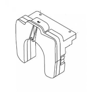 Блок управления SG 1580 24В АТ 5000 с функцией вентиляции. Дизель.