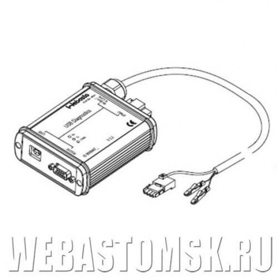 Диагностическое оборудование Webasto Thermo Test