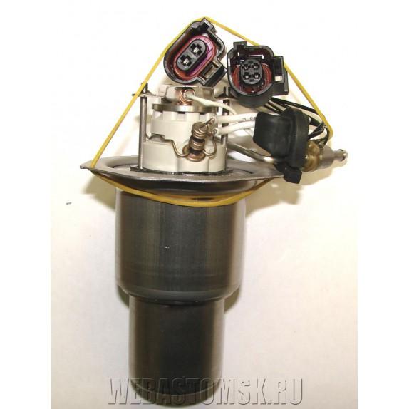 Горелка Webasto Thermo Top V  дизель 1K0261433E, с топливным клапаном. (круглый разъем) С штифтом накала.
