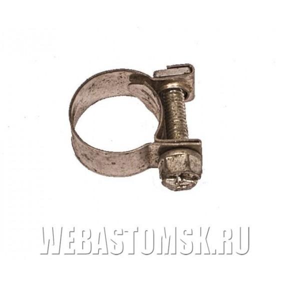 Хомут на выхлопную трубу Ø24-26мм (металл) для Webasto Thermo Top C