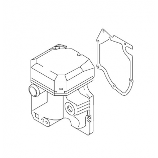 Нагнетатель воздуха 24V  для Webasto Thermo 50
