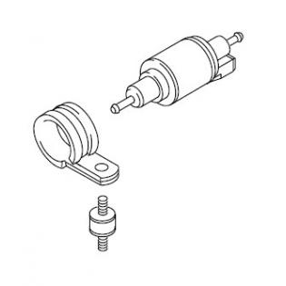Насос-дозатор DP30 24V (с крепежом) Thermo 50 Webasto