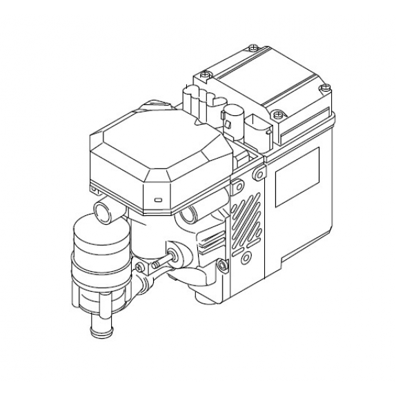 Ремонтный отопитель Thermo 50.03 24V Thermo 50 Webasto.