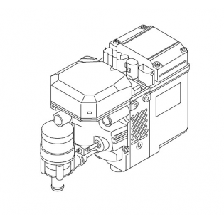 Ремонтный отопитель Thermo 50.04 24V  Webasto