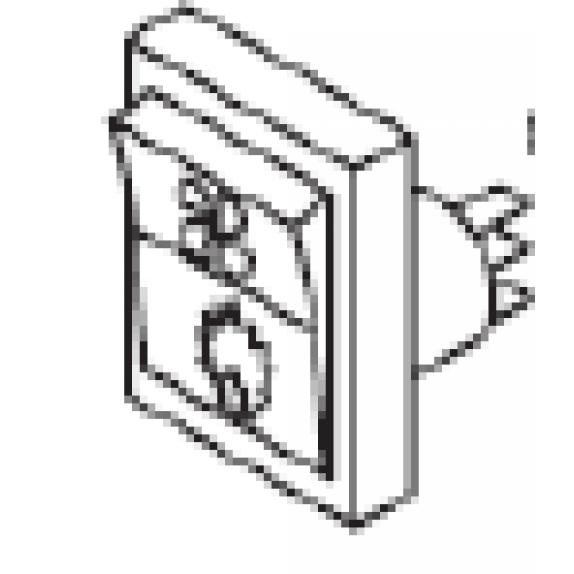 Выключатель (режима вентиляции)