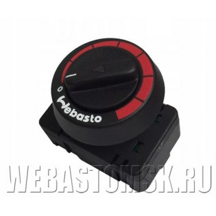 Выключатель (терморегулятор) 12/24В, для Webasto Air Top 3500, Air Top 5000, Air Top 3500 ST, Air Top 5000 ST, Air Top Evo 3900, Air Top Evo 5500, Air Top Evo 40, Air Top Evo 55