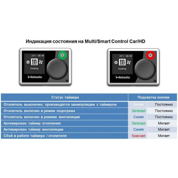 Таймер MultiControl Car (мультиконтроль)